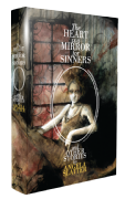 The Heart is a Mirror For Sinners & Other Stories [hardcover] by Angela Slatter